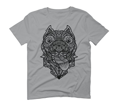 Pitbull shirt Men's Graphic T-Shirt - Design By Humans Opal