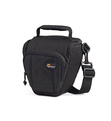 lowepro-toploader-pro-45-aw-funda-para-camara-correa-para-hombro-cierre-de-cremallera-color-negro