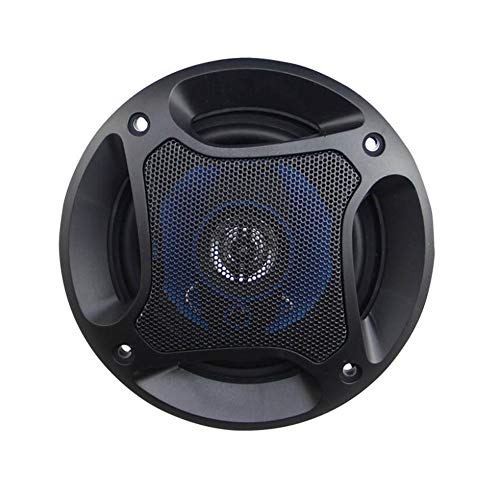Sen-Sen Universal Auto Koaxial Horn 3 Wege Auto Audio Musik Stereo HiFi Lautsprecher blau 4 Zoll