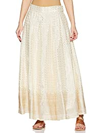 W for Woman Rayon Full Skirt