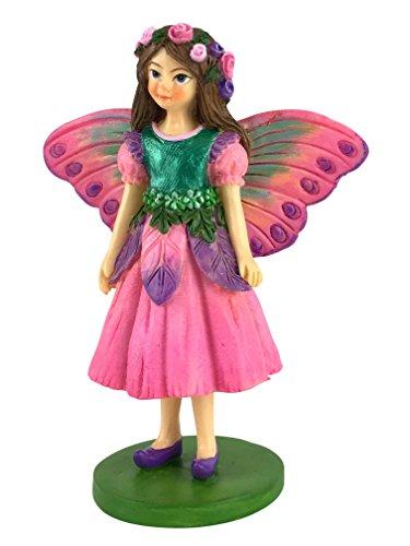 GlitZGlam Miniatur-Figur Sofia für Ihren Feengarten/Miniaturgarten