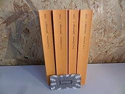 Jahrestage 4 Bände