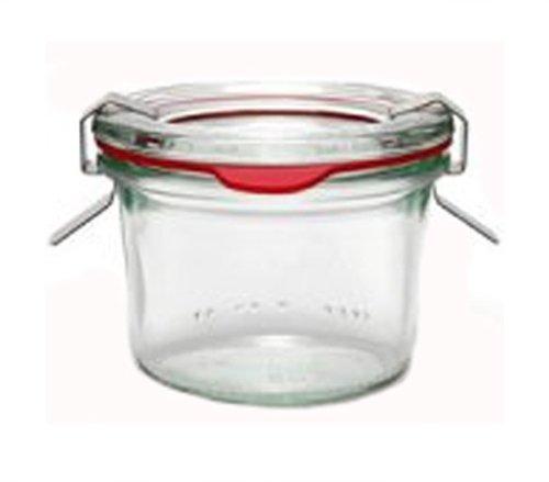 Sturz-Form mit Deckel 80 ml - 12-teilig/1St ()