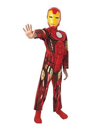 Horror-Shop Iron Man Classic Kinderkostüm Classic -