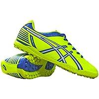 Asics - Zapatillas de fútbol Sala de Material Sintético para Hombre Amarillo  ... 31a57cedc3cb2