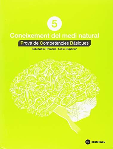 Coneixement del medi natural 5. Prova competències bàsiques (ed. 2018)