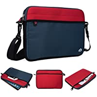 Kroo Tablet/Laptop Sleeve Custodia con tracolla per Amazon Kindle Fire