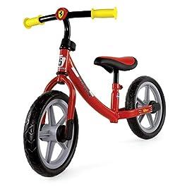 Chicco Balance Bike Scuderia Ferrari, Prima Bicicletta Senza Pedali per Bambini, 2 Anni +