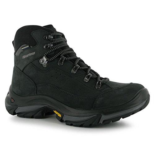 Karrimor Ksb Brecon Homme sn30Bottes de randonnée chaussures de randonnée Bottes Chaussures Gris - Gris foncé