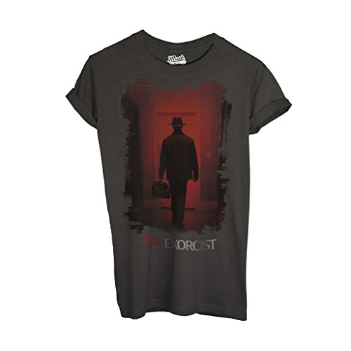 T-Shirt THE EXORCIST - FILM by Mush Dress Your Style Antracite