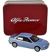Solido Alfa Romeo 4652. Coche Alfa Romeo 156. Escala 1:43. Modelo
