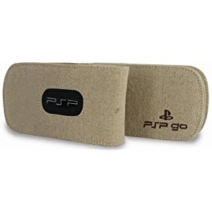 PSP – Official Sony Hemp Flip Case [UK Import]