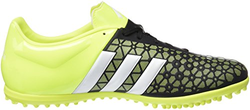 adidas Ace 15.3 Tf, Chaussures de Football Homme Black