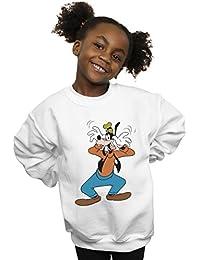 Disney Niñas Goofy Crazy Camisa De Entrenamiento