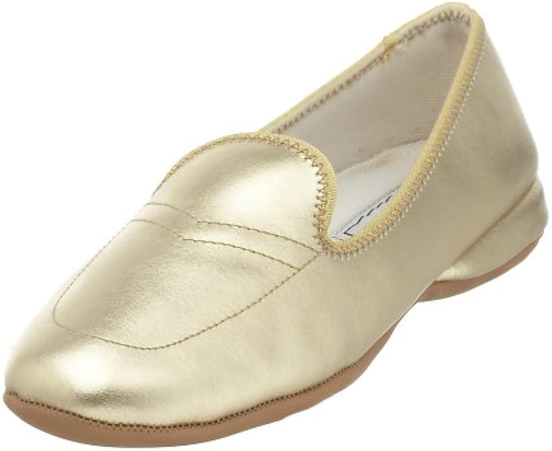 Daniel Green Classic Mujer US 6.5 Oro Estrechos Zapatos Planos