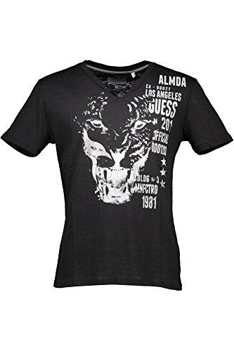 guess-jeans-m53i37k3zg0-t-shirt-maniche-corte-uomo-nero-l