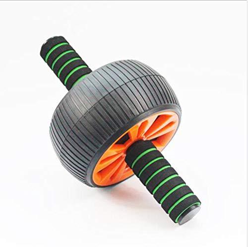 ZGZXD - Rullo di Allenamento Addominale, Addominale Addominale, Power Roller, Palestra, Unisex