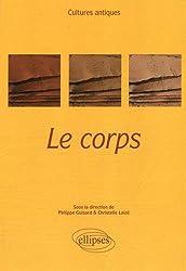 Cultures Antiques Le Corps ENS 2016