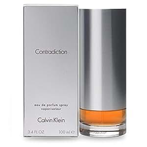 Calvin Klein Contradiction Eau De Parfum Spray for Women, 100ml