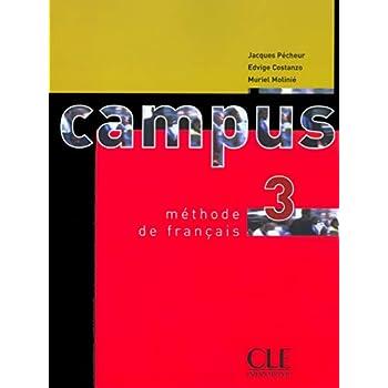 Campus 3 - Livre de l'élève