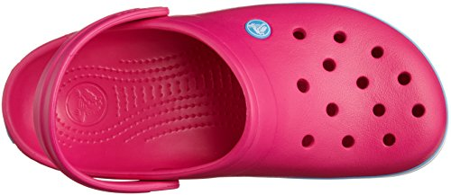 bluebell Rose Crocs Mixte 11016 Adulte Sabot Banda rosa Confetto wCqOqZ8