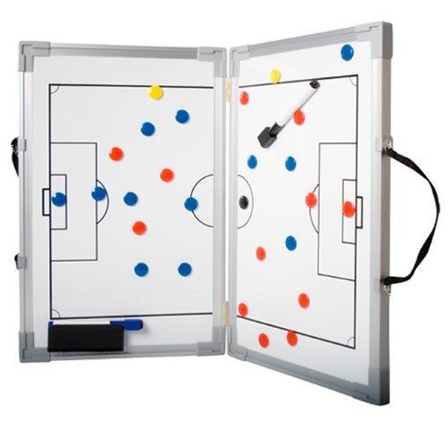 Taktiktafel für Fußball (30 x 45 cm) (Magnetischen Trocken Abwischbaren Boards)