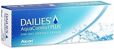 Alcon - Lentes de contacto - Dailies Aqua Comfort Plus Esférica 30 unid.