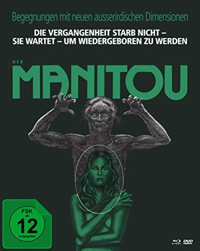 Der Manitou Mediabook [Blu-ray+DVD] (exklusiv bei Amazon.de)