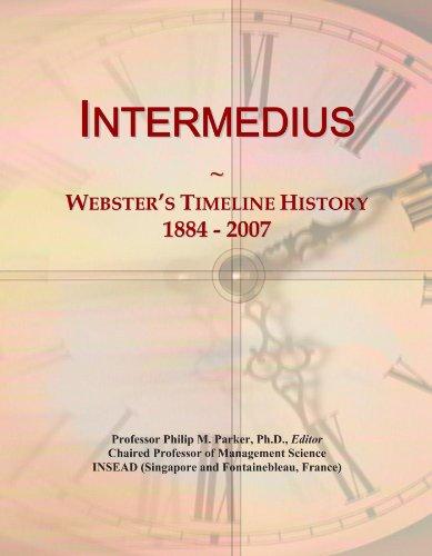 Intermedius: Webster's Timeline History, 1884 - 2007