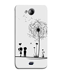 Digiarts Designer Back Case Cover for Micromax Bolt Q338 (Nature Pet Widlife Cute Sweet)