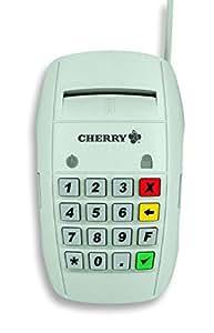 Cherry ST-2000UCZ-R Tastatur Smart Terminal weiß