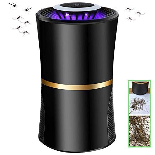 ZTMN Mückenschutzlampe Mückenschutzlampe Innen Inhaliert Photocataly stintelligent Plug in LED Fliegen Kille Mücken Inhalator Bug Trap