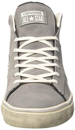 Converse 158934c, Baskets Hautes Homme, Gris Gris (Wild Dove/s.white/turtledove)