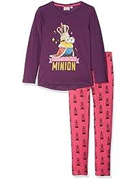 les minions Minion Queen, Conjuntos de Pijama para Niñas