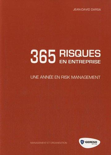 365 risques en entreprise
