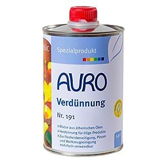 AURO Verdünnung - Nr. 191 - 1,0 l