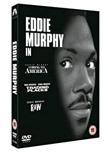 Eddie Murphy Triple - Raw/Coming to America/Trading Places [DVD]