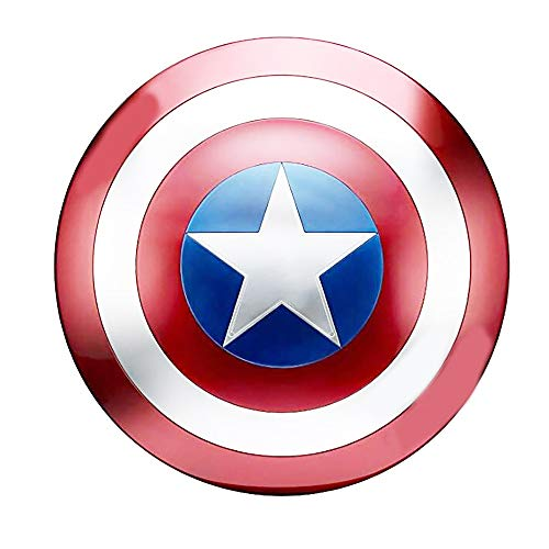 Captain America Shield Prop - B&T Captain America Schild Vollmetall Handheld