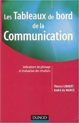 Les Tableaux de bord de la communication : Indicateurs de pilotage et évaluation des résultats