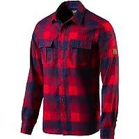 McKinley Hemd Manni Herren Freizeithemd Wanderhemd Outdoorhemd