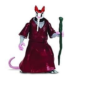 Tortues Ninja - 5581 - Figurine Animation Transformable - Mix N' Match - Splinter - 12 cm (1 pièce)