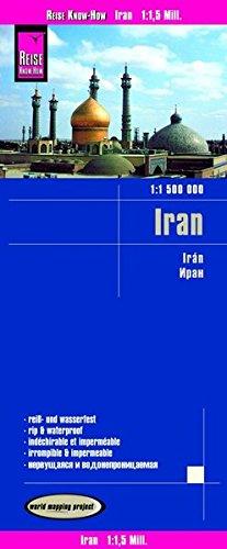 Iran : 1/1 500 000