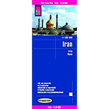 Reise Know-How Landkarte Iran (1:1.500.000): world mapping project