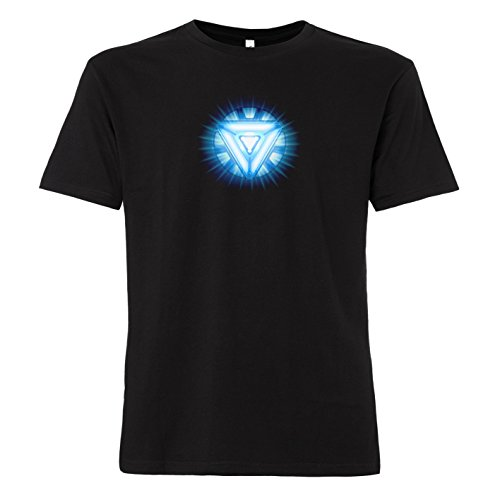 ShirtWorld - Arc Reactor 2 - T-Shirt L (Herren-arc)