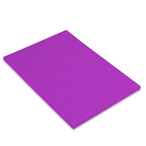 Canson Iris - Cartulina, 50 unidades, color violeta