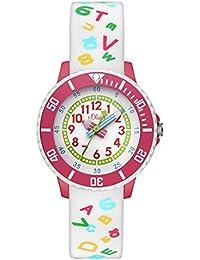 s.Oliver Unisex-Armbanduhr Analog Quarz Silikon SO-3205-PQ
