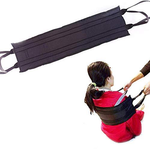 41JCXU3ksgL - Cinturón De Transferencia De Eslinga De Elevación Del Paciente,Dispositivo De Arnés De Cinturón De Marcha De Asistencia De Movimiento Suave,Cinturón Médico Para Silla De Ruedas