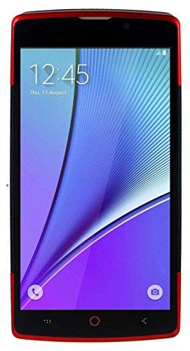 Bitel 5 inch Android 1.3 Quad Core Processor Mobile Phone in Black Colour