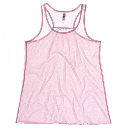 Bella Canvas - Pull sans manche -  Femme Soft Pink
