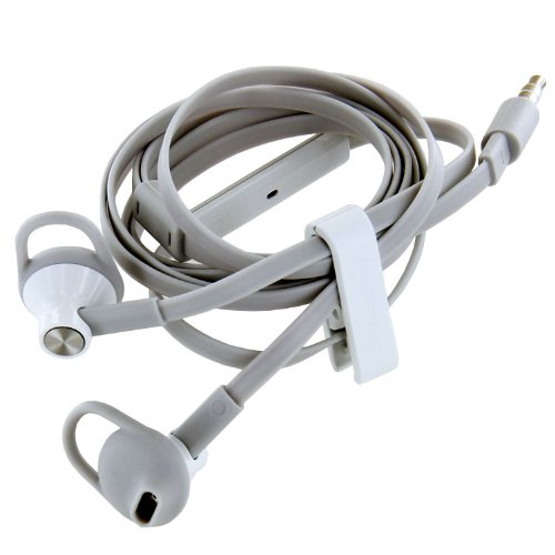 Blackberry ACC-53016-002 WS-430 Premium Headset (3,5mm Klinkenstecker) weiß - Blackberry Curve Headset